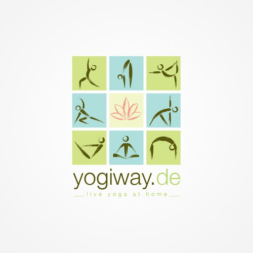 Logo for Yoga Home