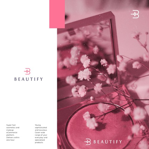 Logo for BEAUTIFY