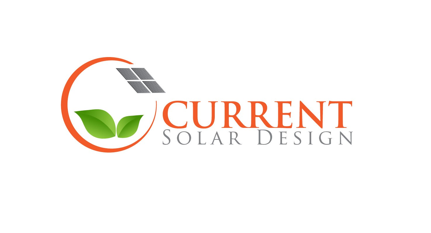Create the next logo for Current Solar Design