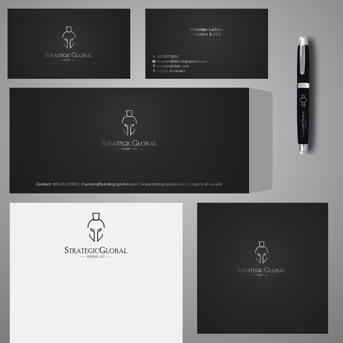 Branding for a financial planning and advisory firm