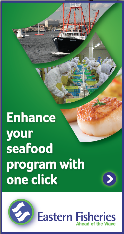 Create the next banner ad for Eastern Fisheries Inc.
