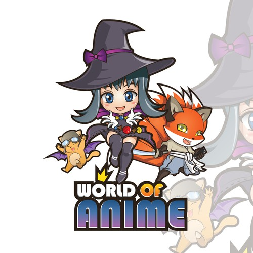 world of anime