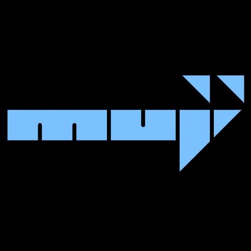 New logo for musician (Muji or Mooji)