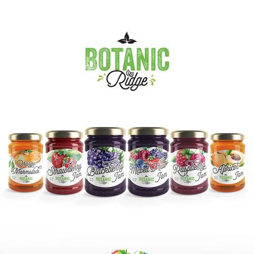 Botanic Ridge Jam