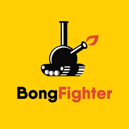 Bongfighter needs a powerful logo