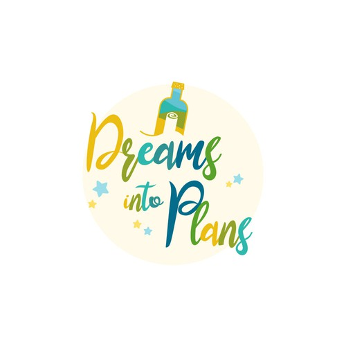 Dreams Into Plans Logo