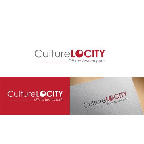 Logo für Reise- und Kulturmagazin das hinter die Kulissen schaut!
