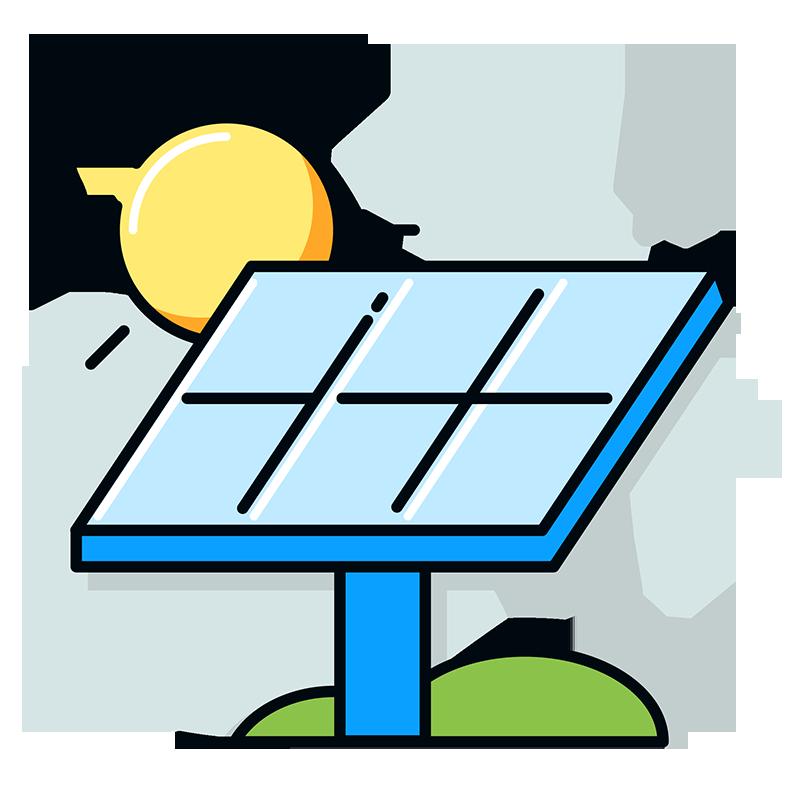 Create 5 custom icons for a customer