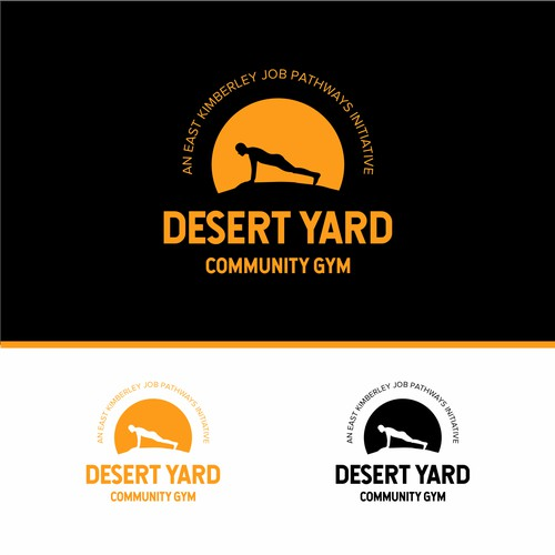 Desert Yard Community GYM Logo