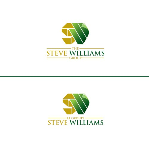 The Steve Williams Group  (see note below) needs a new logo