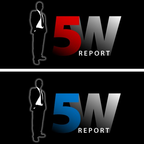 LOGO for new 5 –W Report  Newsletter