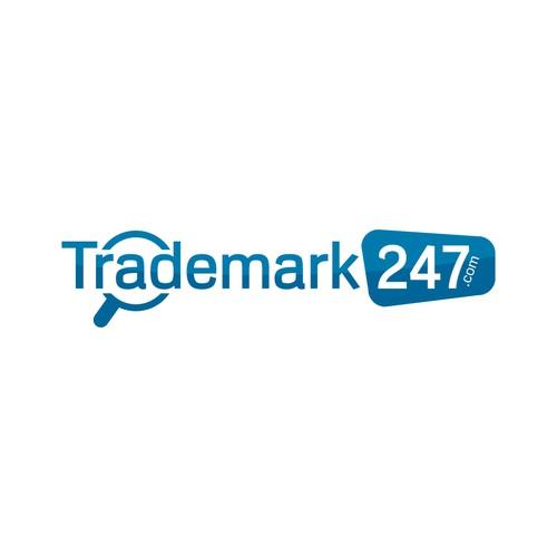 Create the next logo for Trademark247.com