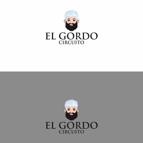 https://99designs.com/logo-design/contests/el-gordo-circuito-looking-face-personality-906314/entries/38