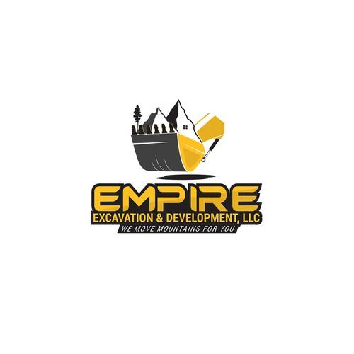 "Logo for ""Empire Excavation & Development, LLC"""