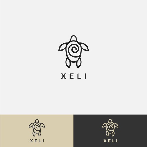 Character logo for Travel Agency