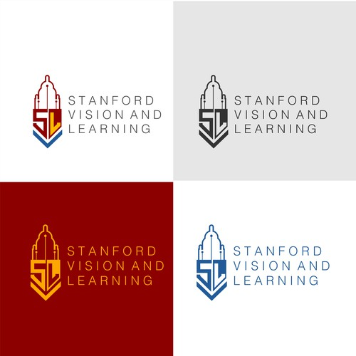 Design a logo for a Stanford University research lab