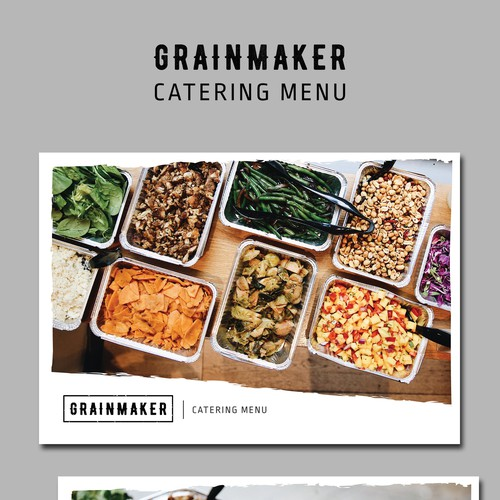 Contest Winner - Menu & Marketing Collateral Design for Southeast Asian Restaurant