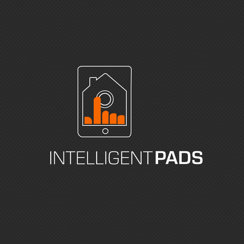 Home Technology company requires Intelligent Pads logo design.