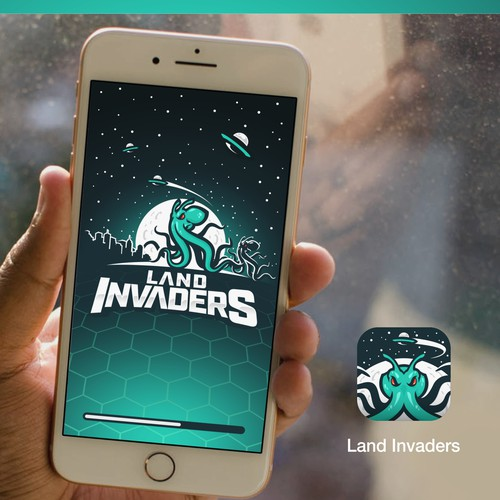 Land Invaders