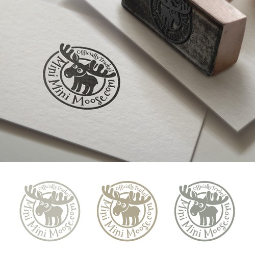 Create Preppy-Classy logo - for Mini Mini Moose Travel Blog