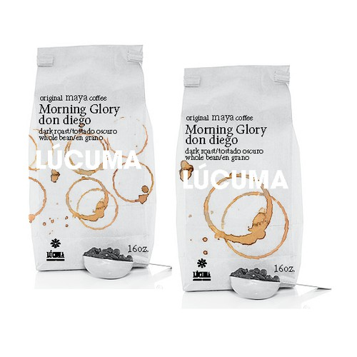 Create the next product packaging for Lúcuma
