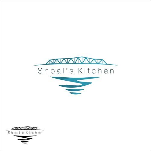 Logo Design for Shoal's Kitchen