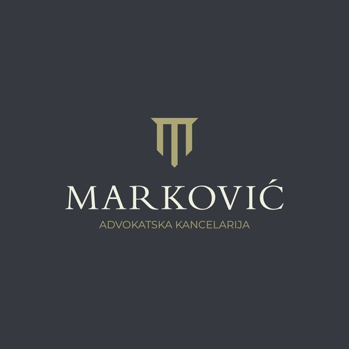 Markovic Law Logo