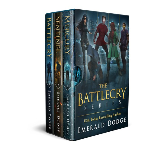 Battlecry Series Box Set