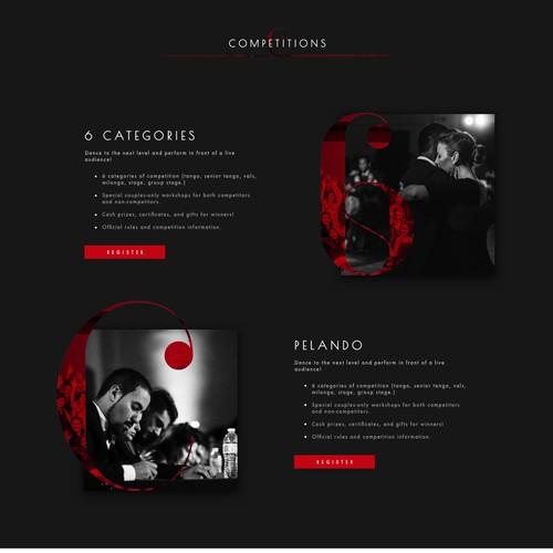 SCTC Homepage Design