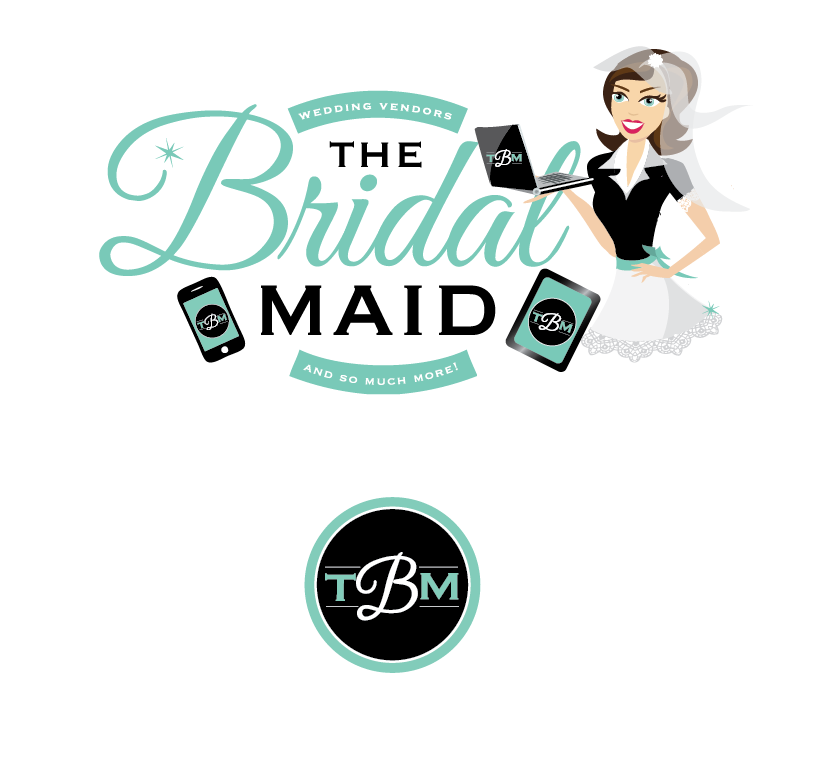 logo for The Bridal Maid