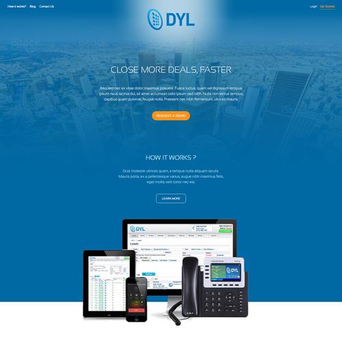 DYL WEBDESIGN - MY PORFOLIO (WINNER)