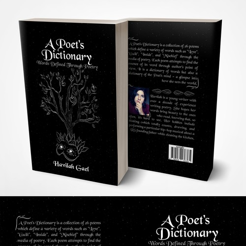 Poetry book design