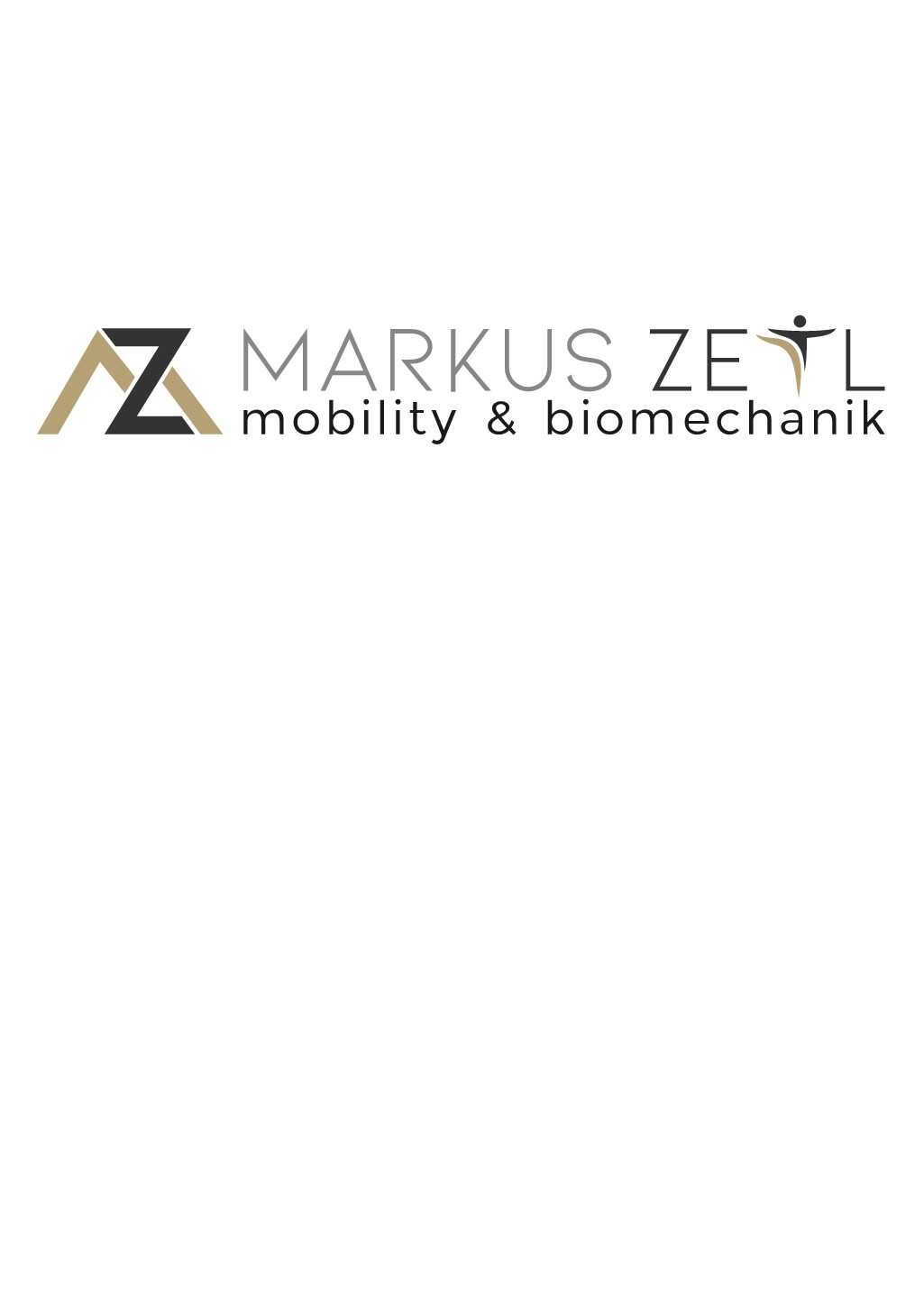 logo for MARKUS ZETTL, painless and movement therapiest/teacher, mobility&biomechanik coach
