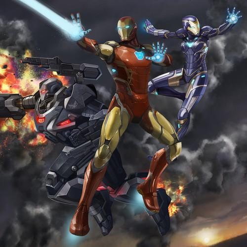 Ironman Assemble