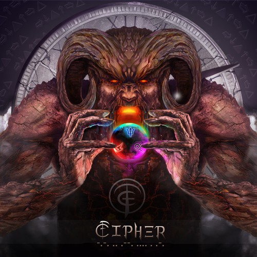 metal cover album concept