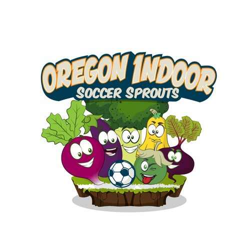 Kids Soccer Program Logo