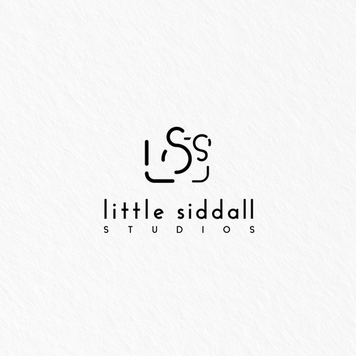 Clean & Cool Logo For Little Siddall Studios