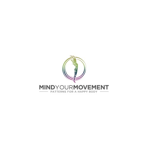 Clean and simple logo forMind Your Movement