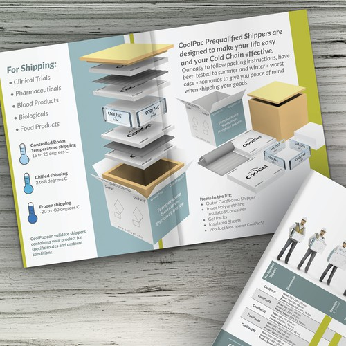 Temperature Controlled Packaging Brochure