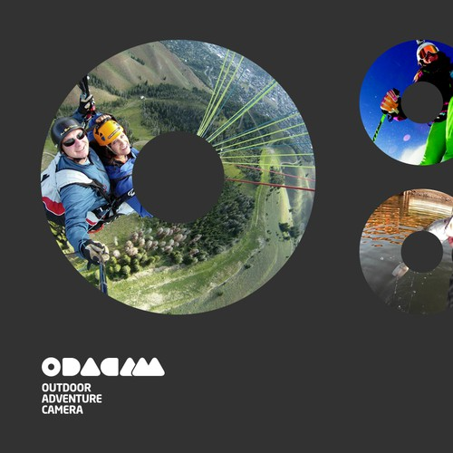 ODACAM (Outdoor Adventure Camera) Needs a Cool New LOGO to Attract Sportsman!