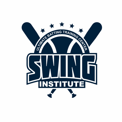 Work with a former pro baseball player to design the Ultimate Batting Training Center logo for kids
