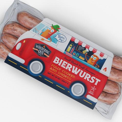 Beef Bierwurst