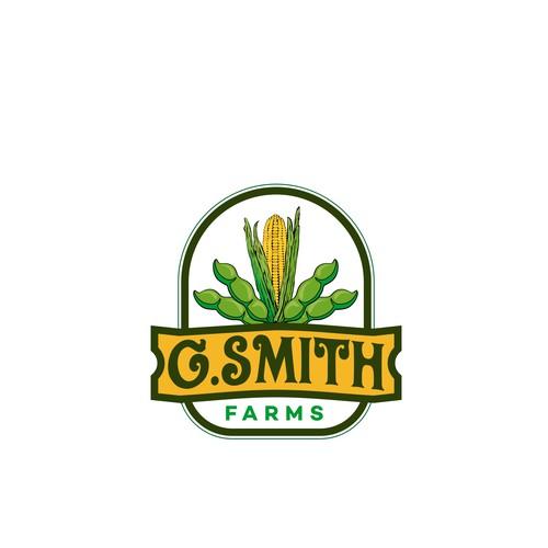G Smith logo design