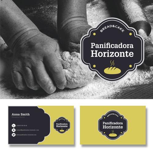 """Logo for """" Panificadora Horizonte"""""""