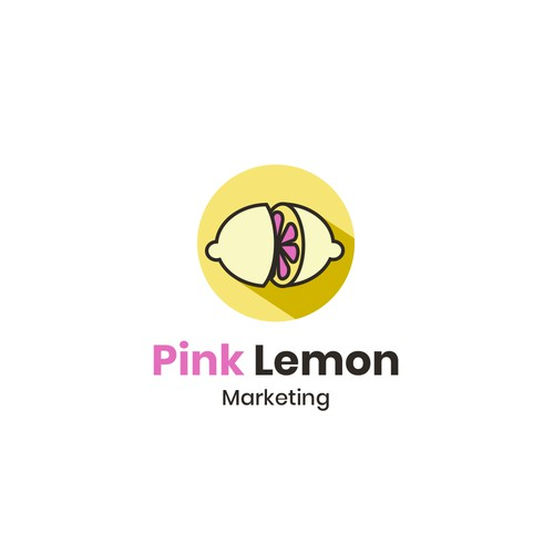 Pink Lemon Marketing needs a unique & creative logo
