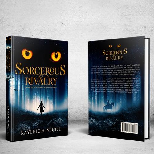 Debut Author Seeks Epic Fantasy Cover Art