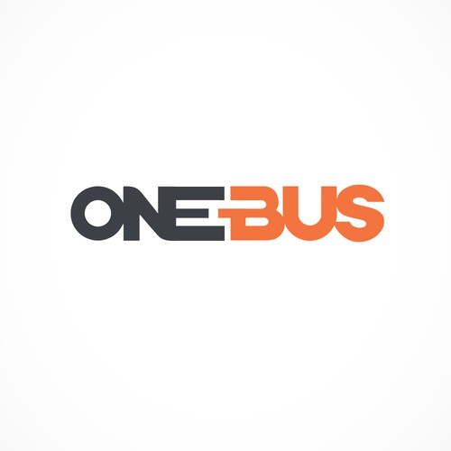 Straight logo concept for Traveling Service by Bus