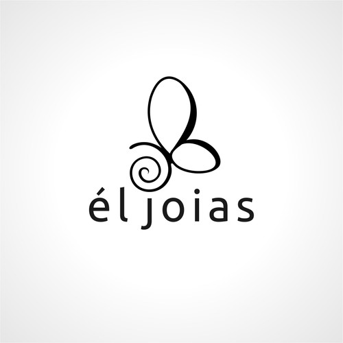 'él joias' - a Jewelry Blog - Needs a Luxury Logo