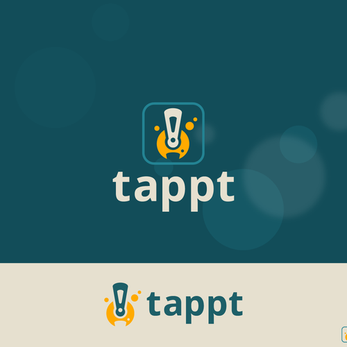 Tap beer logo