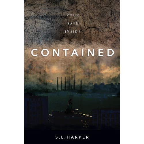 Cover dystopian book